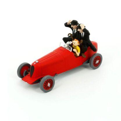 Tintin - Amilcar SSTC & Alfa Romeo P3 - Faraos Cigarrer