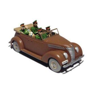Tintin - Ford V8 convertible - King Ottokars Scepter