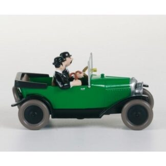Tintin - The Thompsons'Citroën 5HP