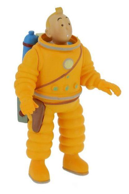 Tintin - PVC - Tintin cosmonaut