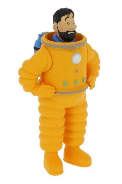 Tintin - PVC - Haddock cosmonaut