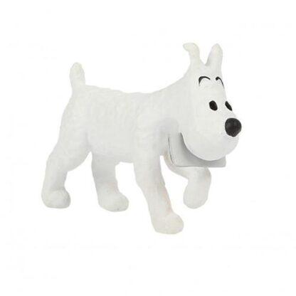 Tintin - PVC - Milou går