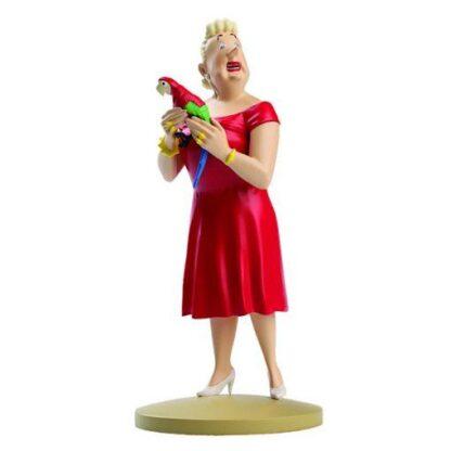 Tintin - Statyett - Madam Castafiora