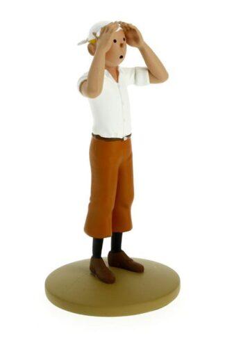 Tintin - Statyett - Tintin i öknen