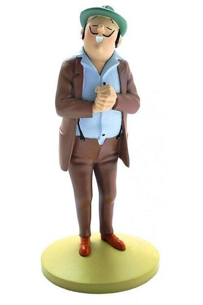 Tintin - Statyett - Oliviera da Figuera