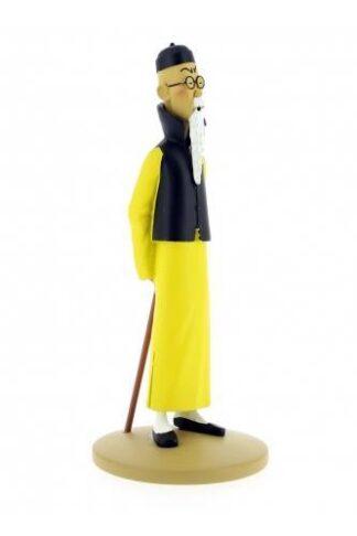Tintin - Statyett - Wang Jen Ghe