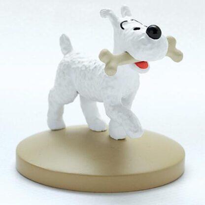 Tintin - Statyett - Milou