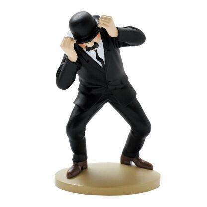 Tintin - Statyett - Dupont med hatt