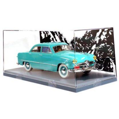 Tintin - 1:24 Modellbil #40 - Custom Ford