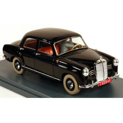 Tintin - 1:24 Modellbil #43 - Mercedes 180