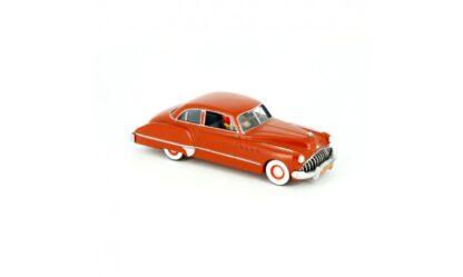 Tintin - Red Buick Roadmaster 1949