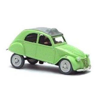 Tintin - Citroën 2cv 1949