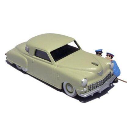 Tintin - Green Studebaker 1949