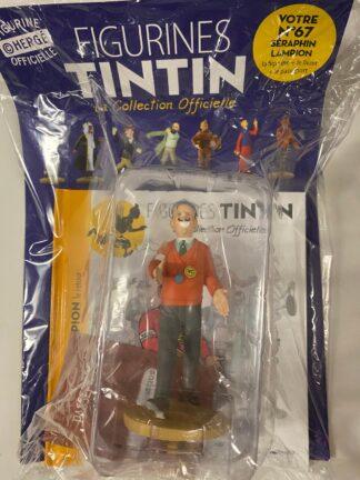 Tintin - Statyett N67 - Seraphin Lampion - RARE