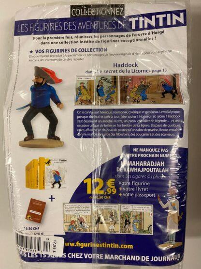 Tintin - Statyett N24 - Haddock Licorne - RARE