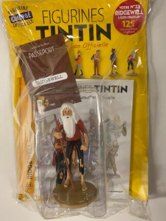 Tintin - Statyett N23 - Ridgewell L'eplorateur - RARE