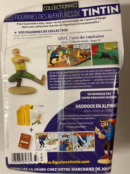 Tintin - Statyett N33 - Szut Lámi Du Capitaine - RARE