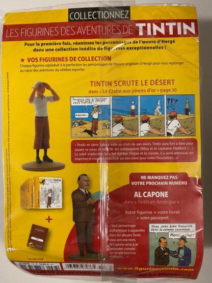 Tintin - Statyett N77 - Tintin Le Désert - RARE