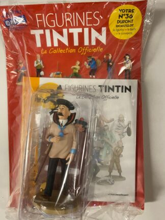 Tintin - Statyett N36 - Dupont En Matelot - RARE