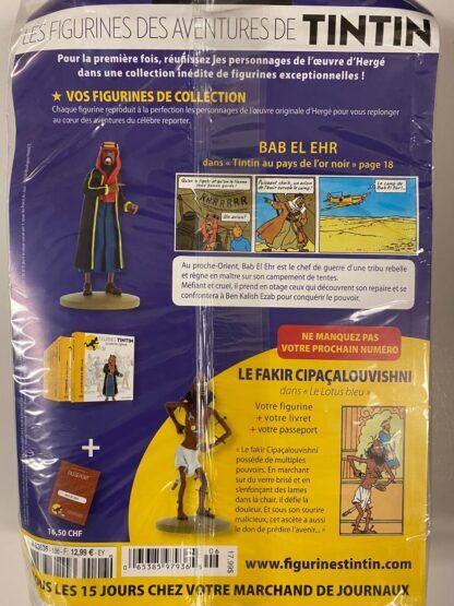 Tintin - Statyett N106 - Bab El Ehr - RARE