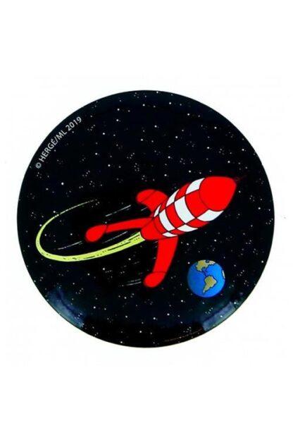 Tintin - Magnet - Raketen