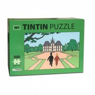 Tintin - Pussel - Moulinsart