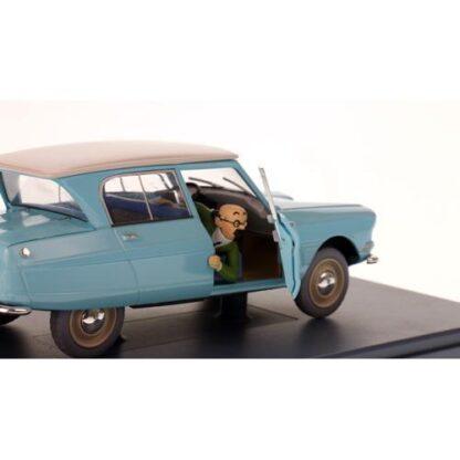 Tintin - 1:24 Modellbil #18 - Doktorns Citroen