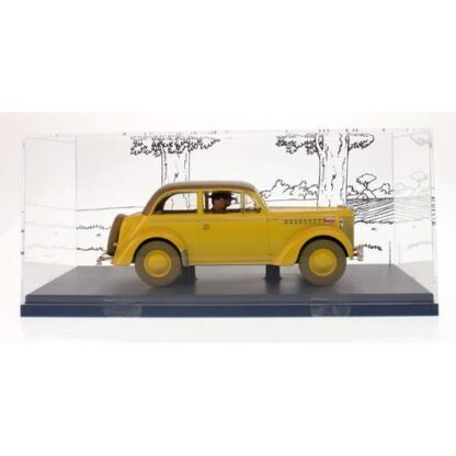 Tintin - 1:24 Modellbil #21 - Opel Olympia