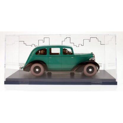 Tintin - 1:24 Modellbil #26 - Gangster bil