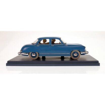 Tintin - 1:24 Modellbil #30 - Panhard Taxi