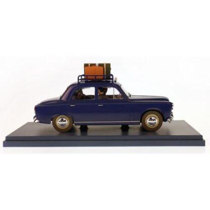 Tintin - 1:24 Modellbil #37 - Marlinspike Taxi