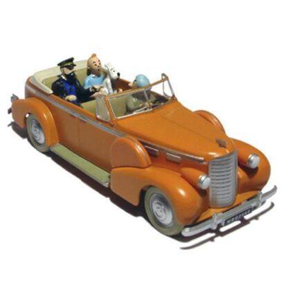 Tintin - Cadilac 1938 t75 conv. Sedan