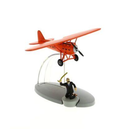 Tintin - Rött plan (Den svarta ön)