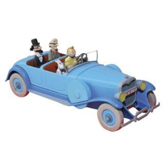 Tintin - Lincoln Torpedo / Lincoln Phaeton
