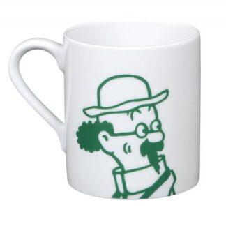 Tintin - Mugg - Professor Kalkyl