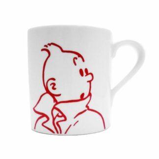 Tintin - Mugg