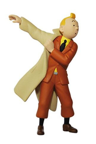 Tintin - PVC - Tintin i rock