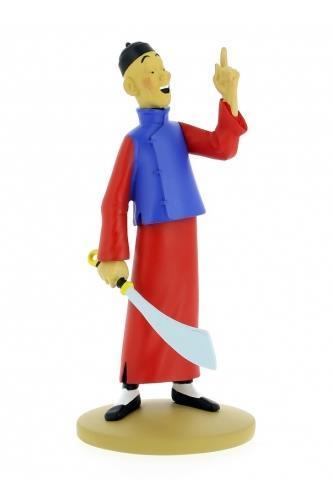 Tintin - Statyett - Didi