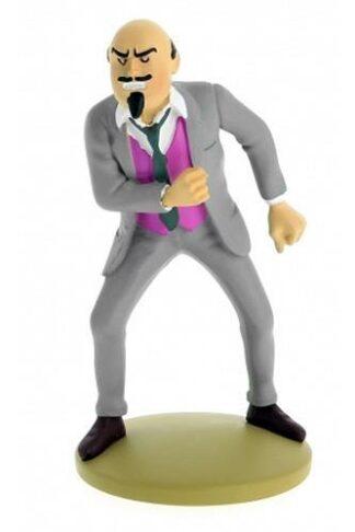 Tintin - Statyett - Doktor Müller