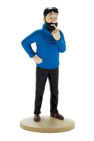 Tintin - Statyett - Kapten Haddock