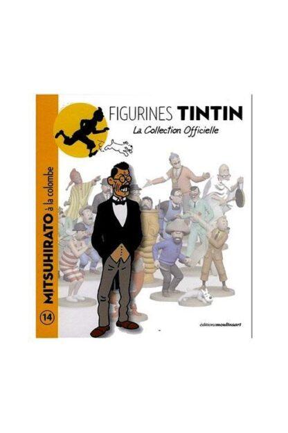 Tintin - Statyett - Mitsuhirato