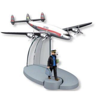 Tintin - 27-Air India aeroplane (VT-DAO) (Tintin i Tibet)
