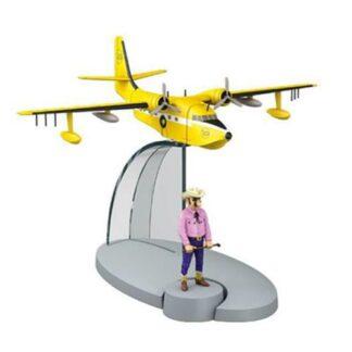 Tintin - Australian seaplane (Plan 714 till Sidney)