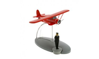Tintin - Professor Alembick's plane (King Ottokar's Sceptre)