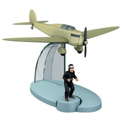 Tintin - The counterfeiters' plane (Den svarta ön)
