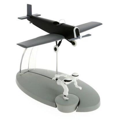 Tintin - The Arab aircraft (Faraos cigarrer)