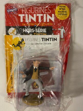 Tintin - Statyett N88 - Maxime Loiseau - RARE