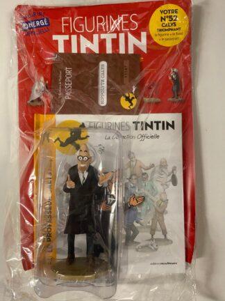 Tintin - Statyett N52 - Calys Triomphant- RARE