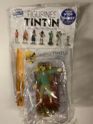 Tintin - Statyett N109 - Tharkey - RARE