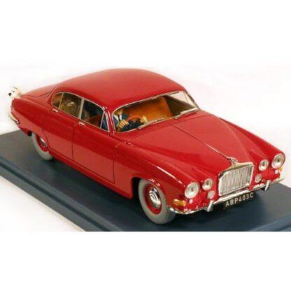 Tintin - 1:24 Modellbil #20 - Jaguar MKX